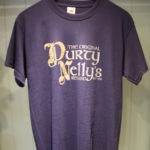 Durty Nellys Irish Pub Bunratty Gents Blue T - Shirt
