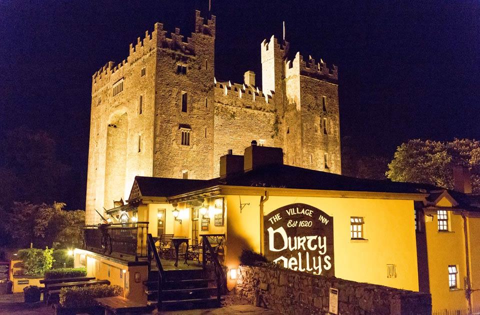 Durty Nellys Irish Pub Bunratty BBQ
